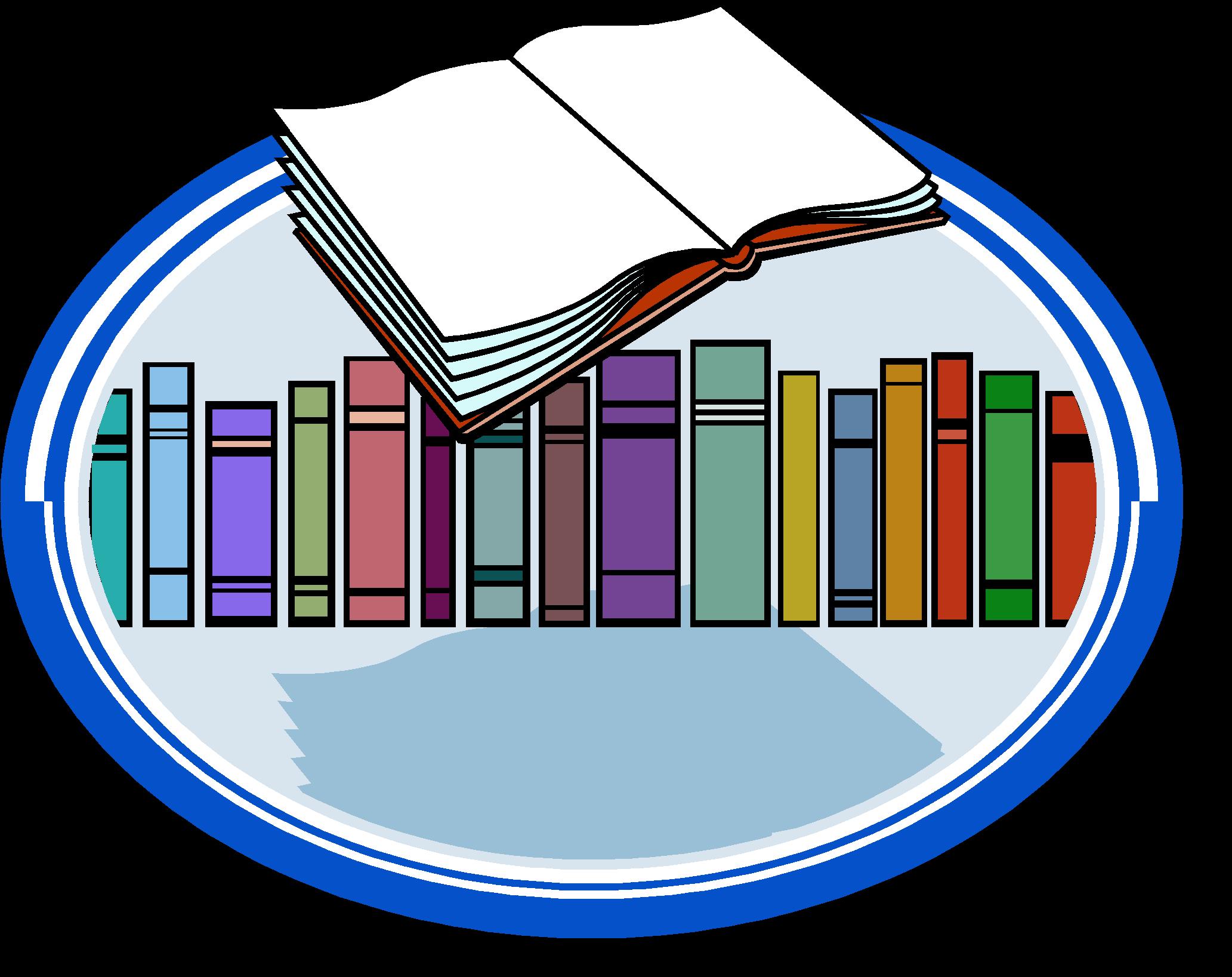 Эмблема с книгой картинка